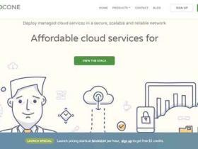 CloudCone:0.00386美元/小时($2.78/月)2G内存/10G硬盘/3T月流量 KVM VPS 洛杉矶MC