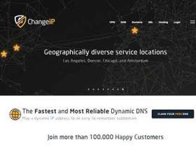 ChangeIP:$12/年 128M内存/5G SSD/无限流量 洛杉矶鲨鱼机房sharktech