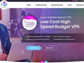NFPHosting:特价促销 OpenVZ VPS年付$2.99起 洛杉矶机房 可支付宝付款