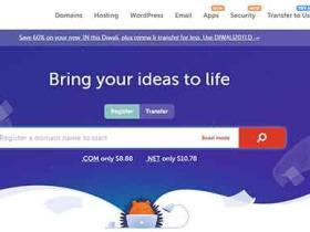 NameCheap域名转移优惠:COM/NET$6.88 ORG$6.98